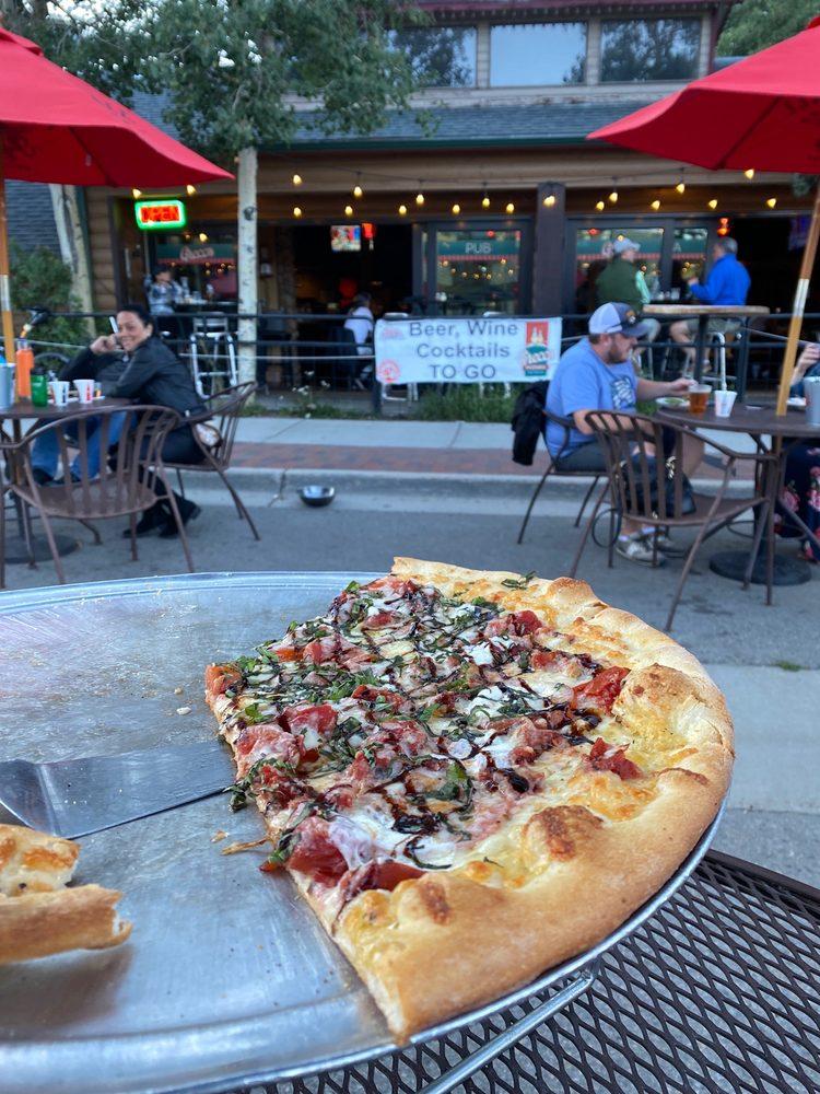 Greco's Pastaria: 311 Main St, Frisco, CO