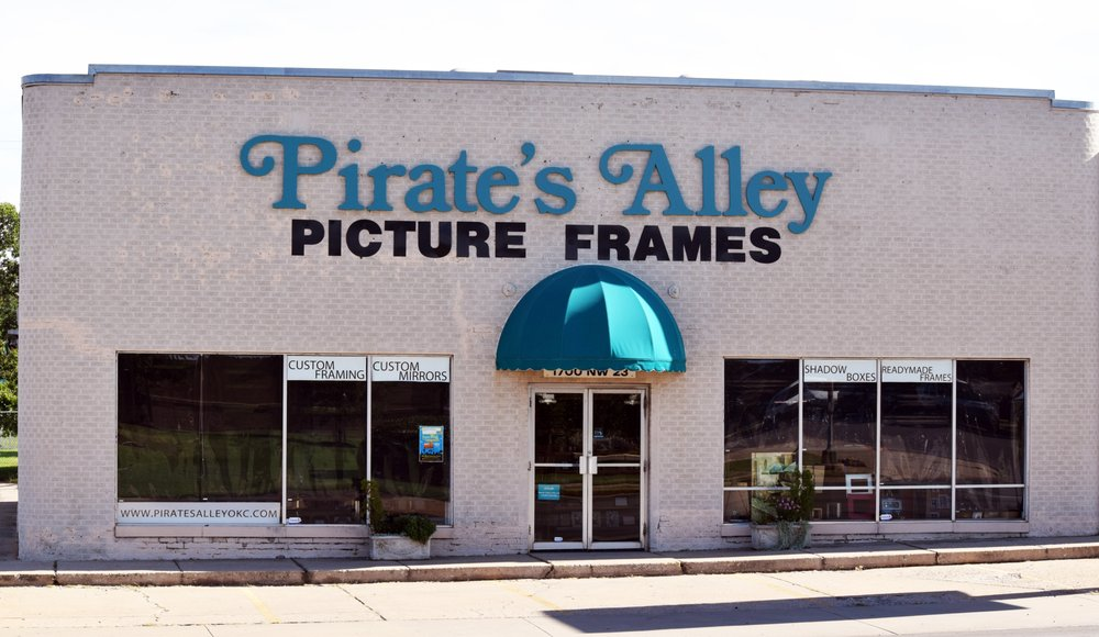 Pirate's Alley