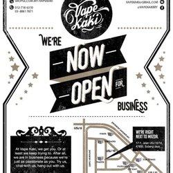 Vape Kaki - Vape Shops - 7-1, Jalan USJ 10/1D, Subang Jaya, Selangor