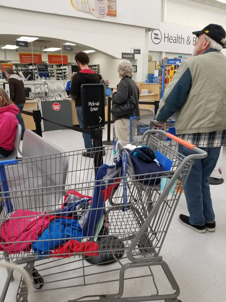 Walmart Pharmacy: 501 E Pawnee St, Wichita, KS