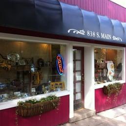 Arcadian Antiques Boutique Antiques 838 S Main St Ann
