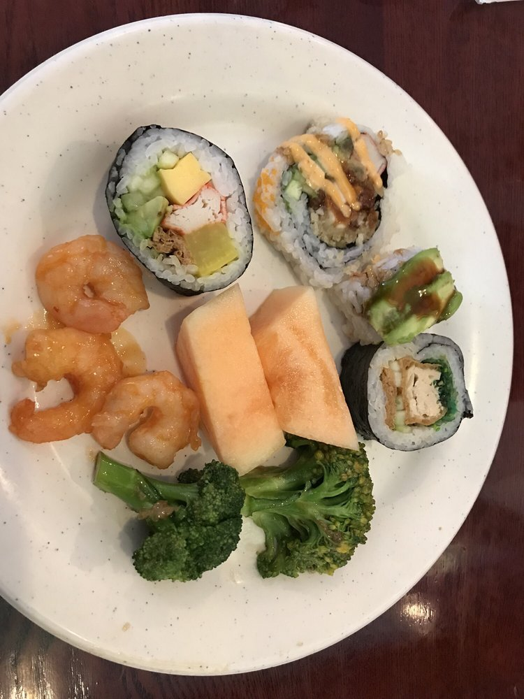 College Buffet: 1631 N Atherton St, State College, PA