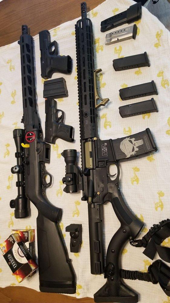 ShootSoCal Firearms & Training: 261 E Imperial Hwy, Fullerton, CA