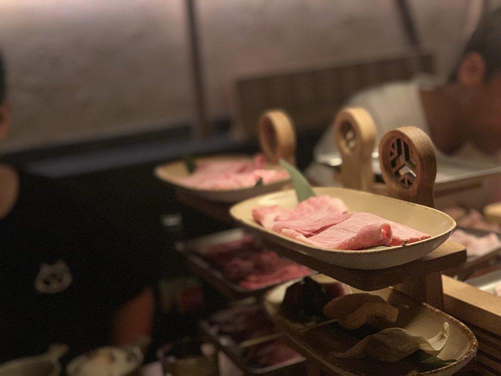 Food from DipDipDip Tatsu-Ya