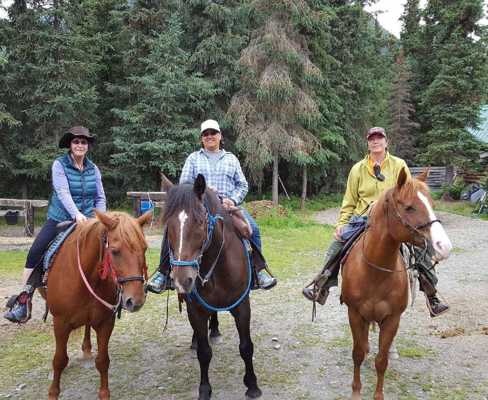 Alaska Horsemen Trail Adventures: 35090 Quartz Creek Rd, Cooper Landing, AK