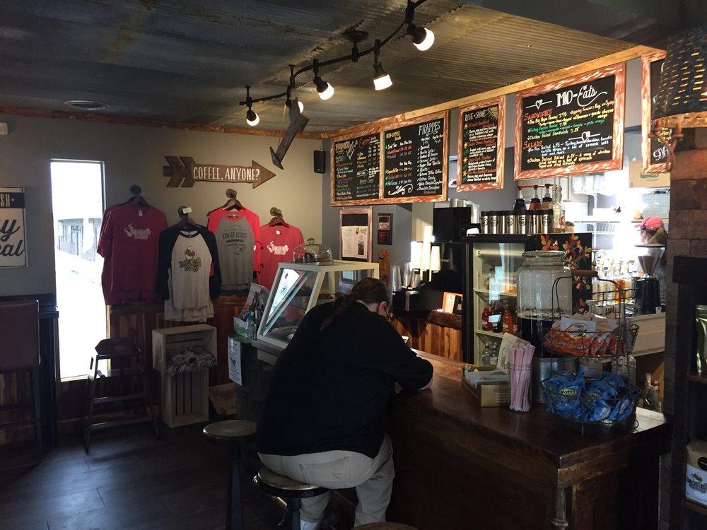 MoJoe's Coffee: 929 S Neosho Blvd, Neosho, MO