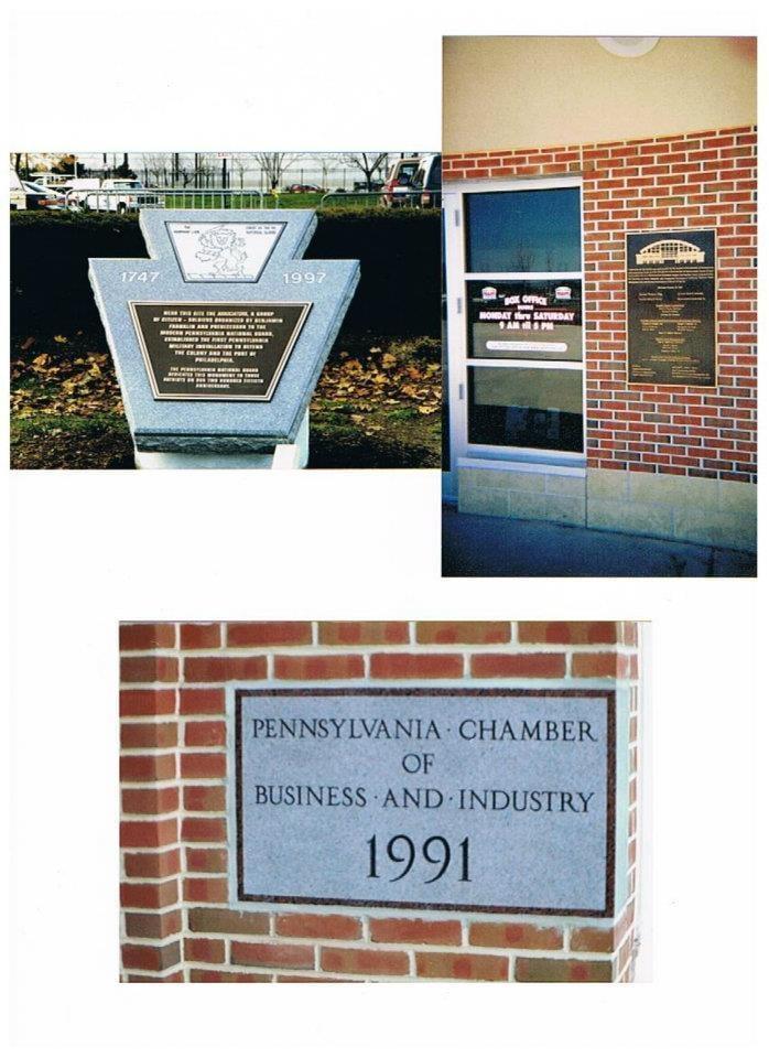 Romberger Memorials: 1262 Peters Mountain Rd, Dauphin, PA