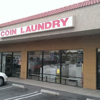 clean clothes coin laundry