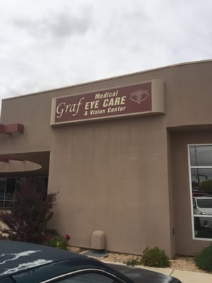 Graf Medical Eye Care Vision Optometrists 754 S Main St Saint