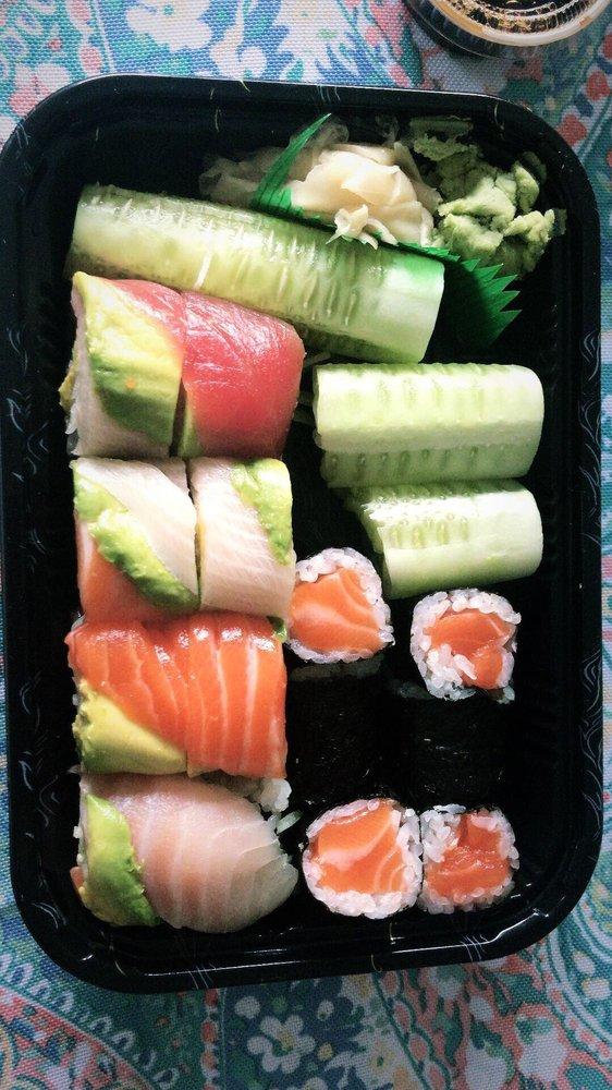 New Kanda Asian Fusion Sushi Bar Lounge: 2725 Merrick Rd, Bellmore, NY