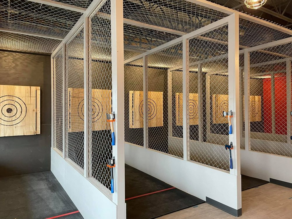 Axes In O's - Axe Throwing Company: 6148 Childers Rd, Barboursville, WV