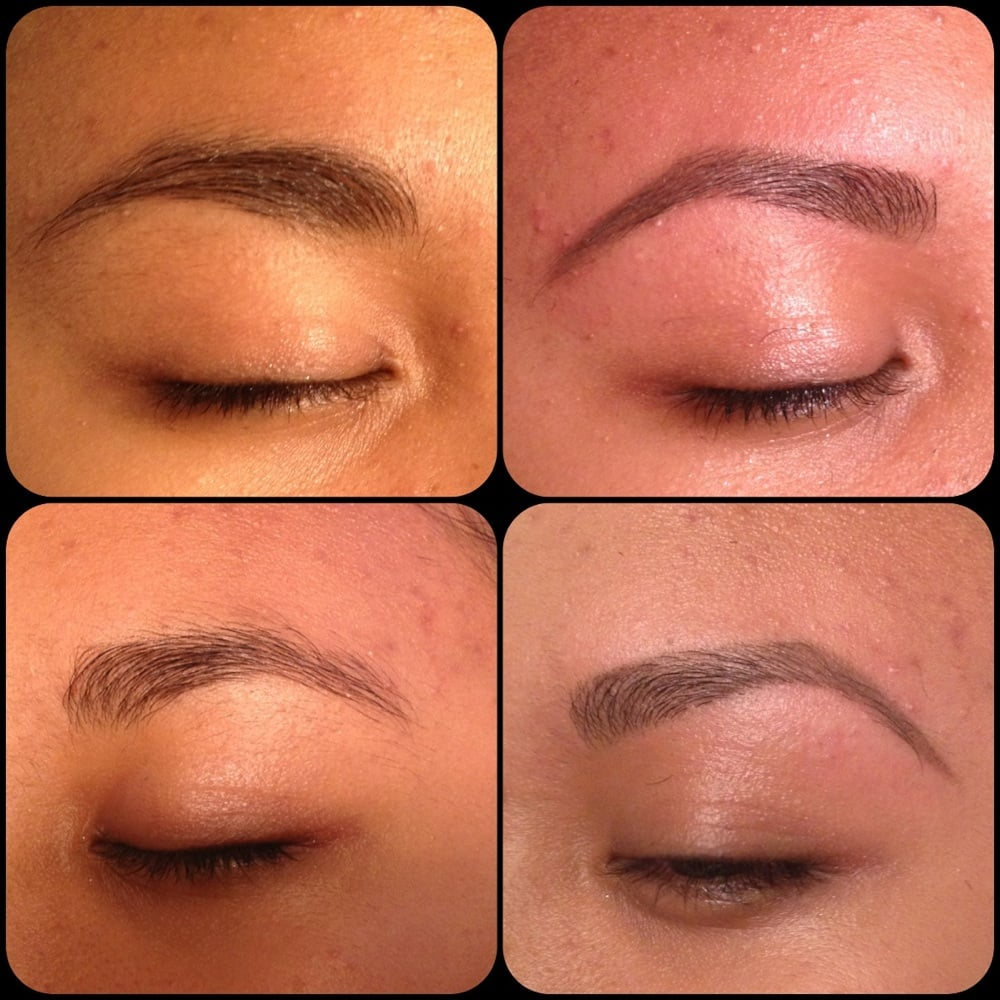 Brow Waxing Before And After Yelp