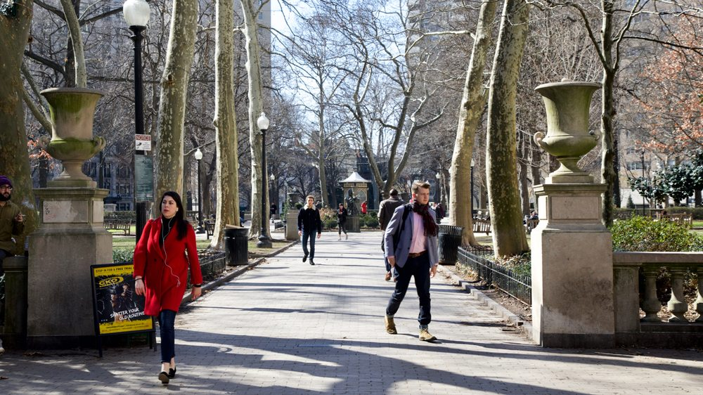 Rittenhouse Square Park: 18TH And Walnut, Philadelphia, PA