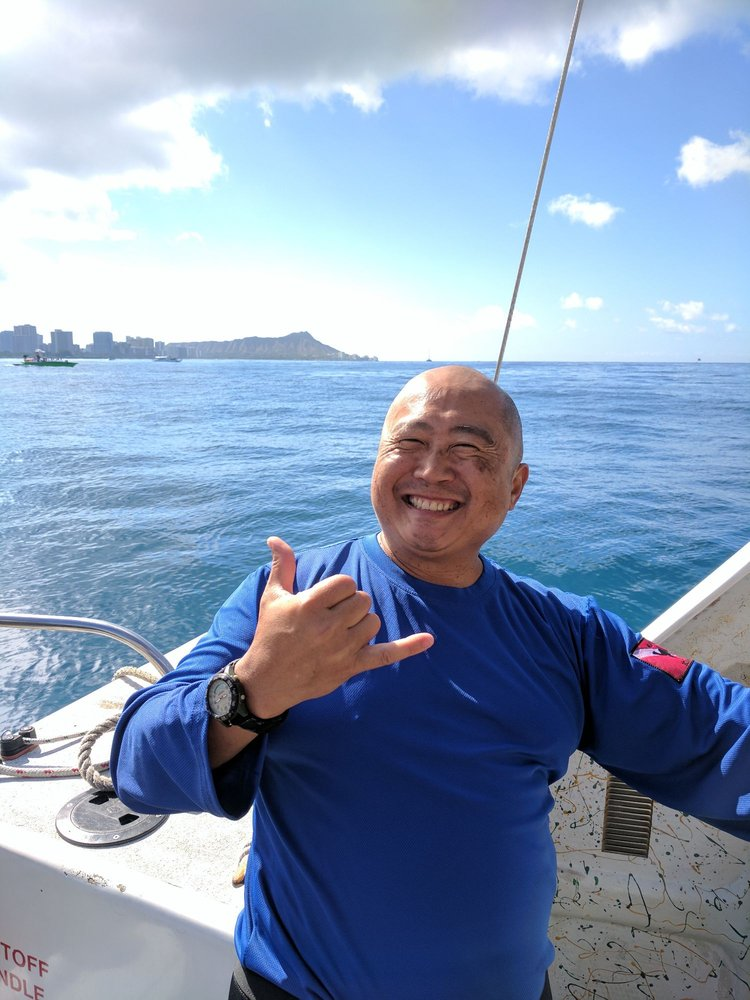 Social Spots from Kaimana Divers