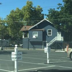 Sacramento Food Bank Drop Off