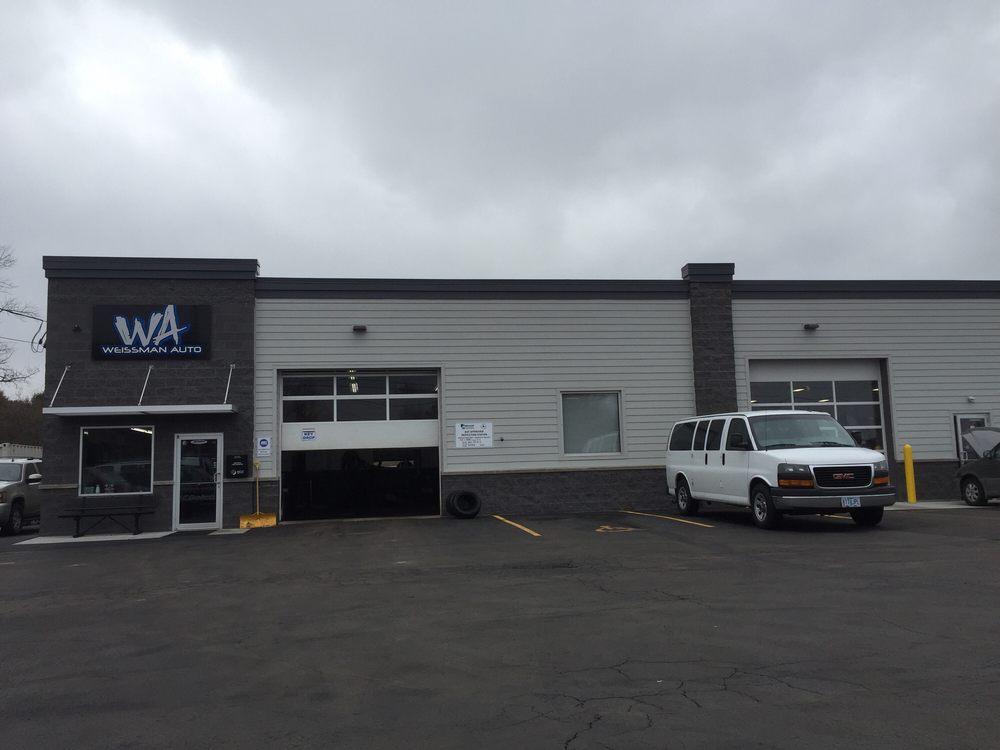 Weissman Auto Repair: W140N10455 Fond Du Lac Ave, Germantown, WI