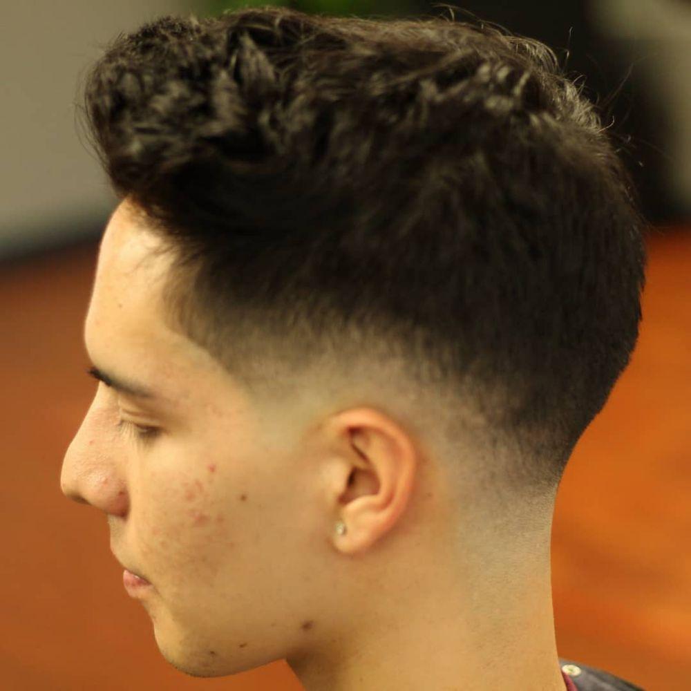 Quiff Haircut Yelp