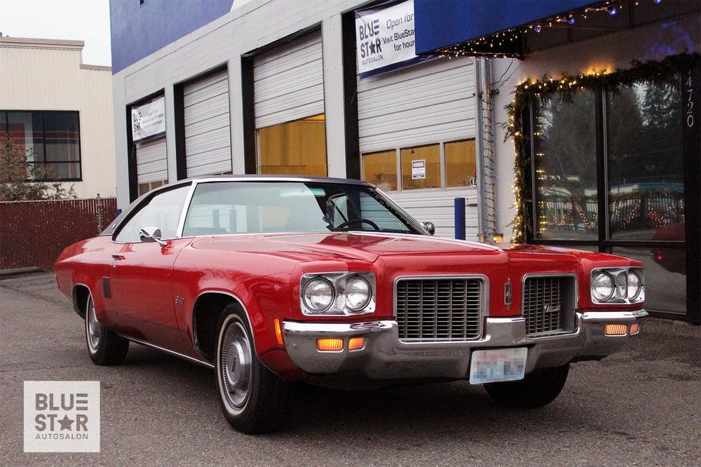Blue Star Auto Salon: 15205 Aurora Ave N, Shoreline, WA