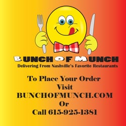 Photo Of Bunchofmunch Delivery Service Nashville Tn United States