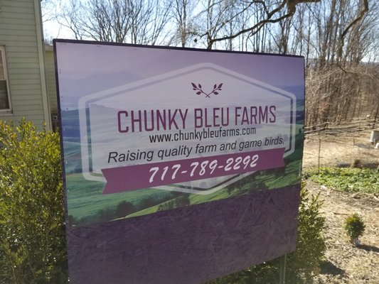 Chunky Bleu Farms - CLOSED - Jewelry - 918 Landisburg Rd