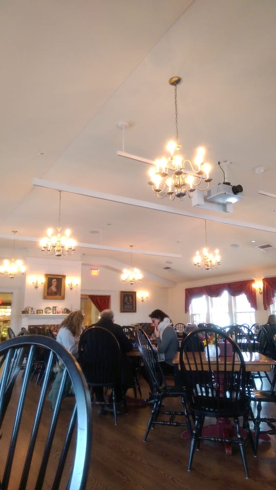 Abigail S Tea Room Boston Reviews
