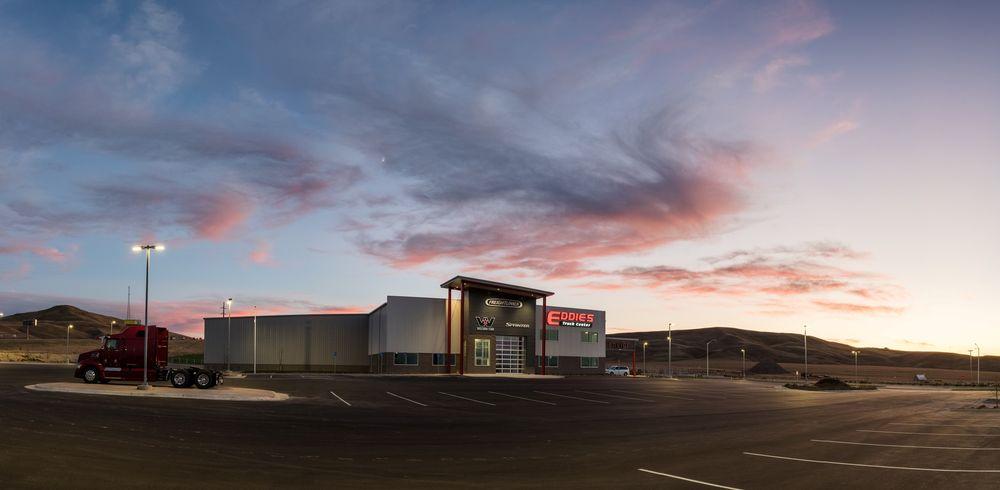 Eddie's Truck Center: 1022 N Turbine Dr, Rapid City, SD