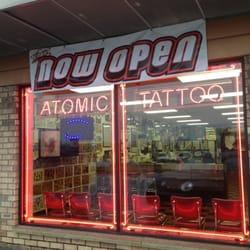 Atomic tattoos tatueringar 3871 south 27th street for 27th street salon