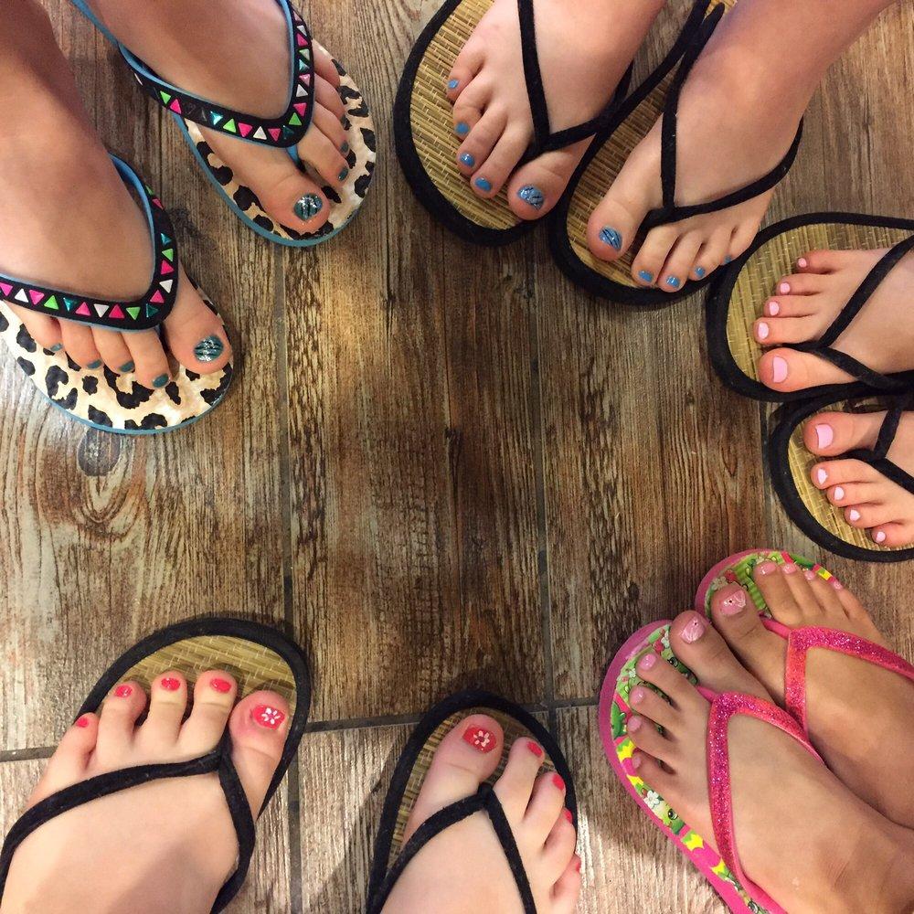 Nail-holic Foot Spa: 5 S Broadway, Nyack, NY