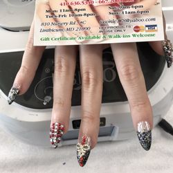 Photo Of Nursery Nails Linthi Heights Md United States