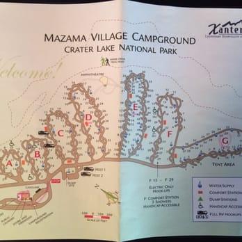Mazama Village Campground 30 Photos 27 Reviews Campgrounds