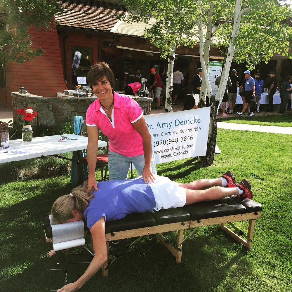 Core Flex Wellness and Chiropractic: 215 S Monarch St, Aspen, CO