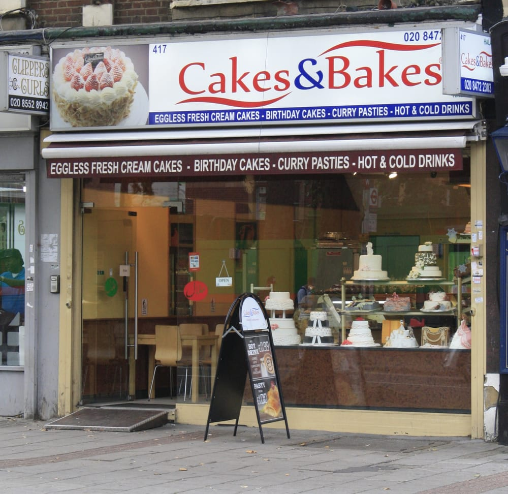 Cakes Shops In East London
