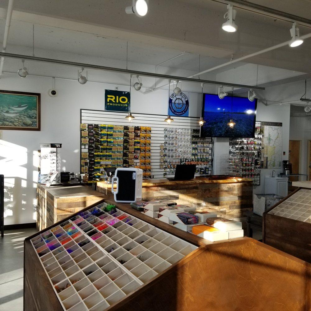 The Portland Fly Shop: 1627 NW Glisan St, Portland, OR