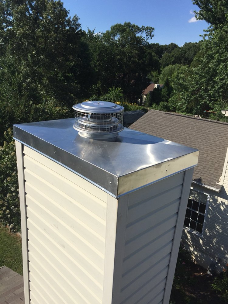 Photos For Leopold S Chimney Sweep Amp Air Duct Cleaning Yelp