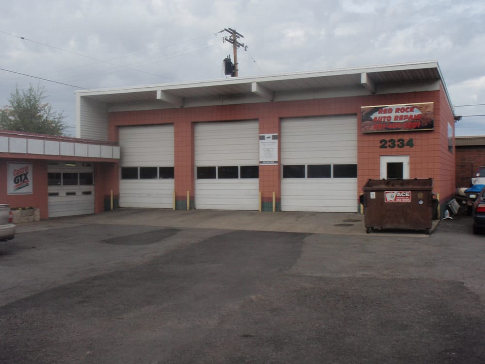 Red rock auto repair 13 photos 23 reviews garages for Rock auto garage