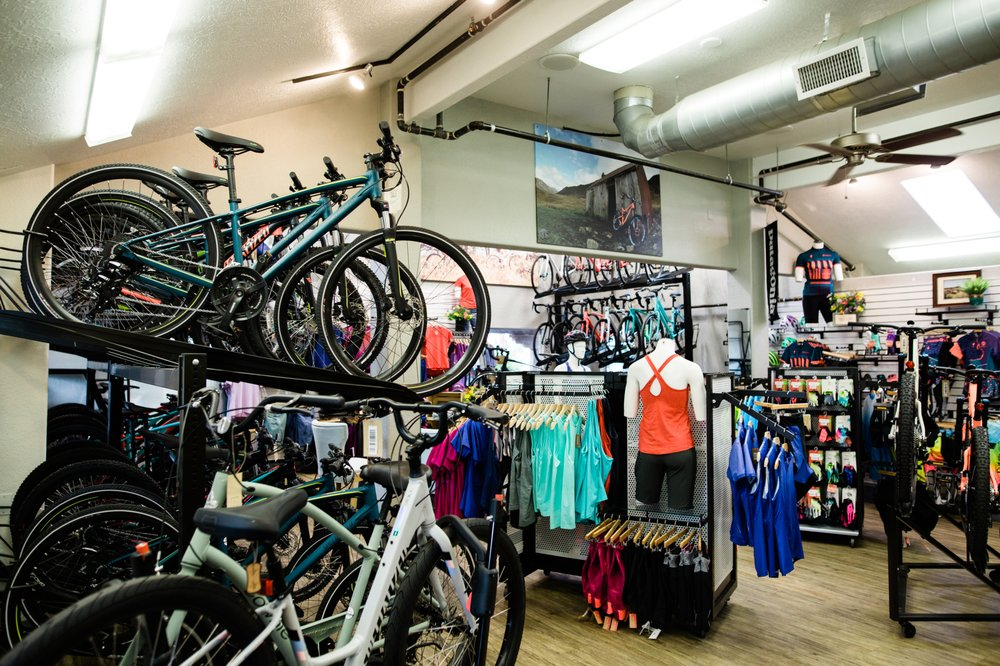Red Rock Bicycle Company: 446 W 100th S, Saint George, UT