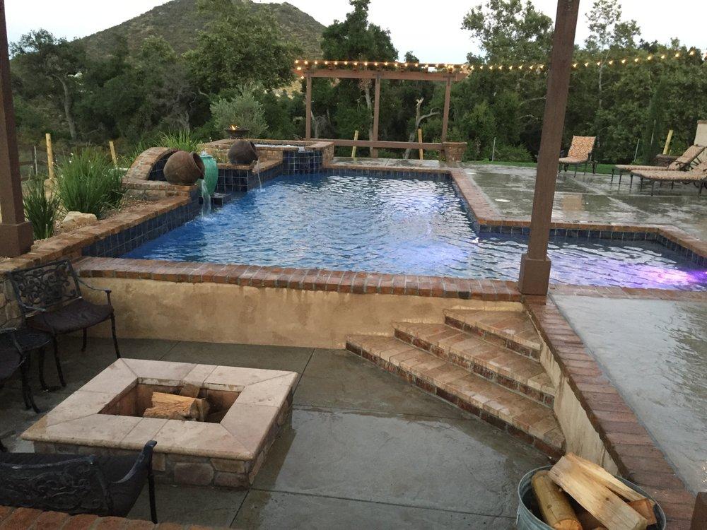 Photo Of Meridian Custom Pools San Juan Capistrano Ca United States Below