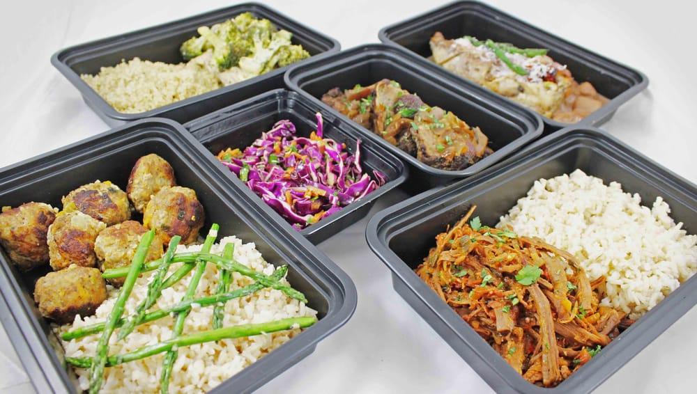 Fit You Meals: 115 - D West Sunset Dr, Monroe, NC