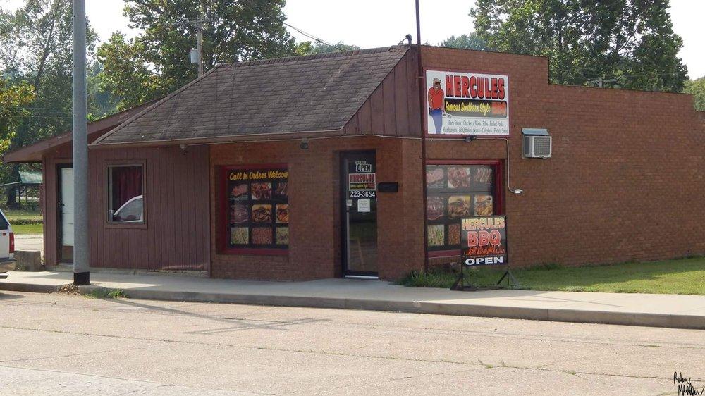 Hercules Southern BBQ: 119 E Fir St, Piedmont, MO