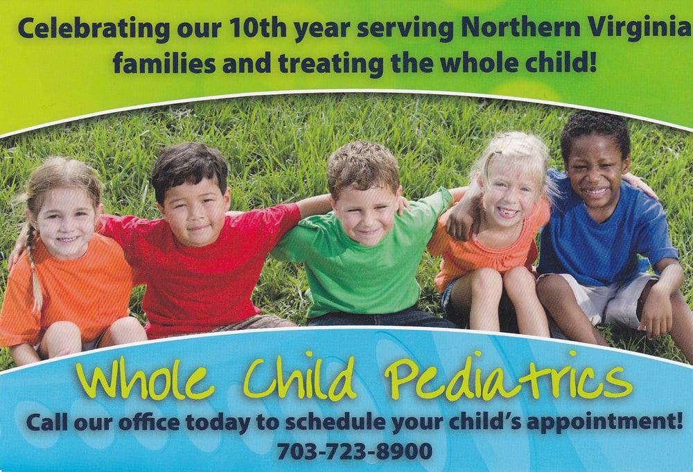 Whole Child Pediatrics: 20925 Professional Plz, Ashburn, VA