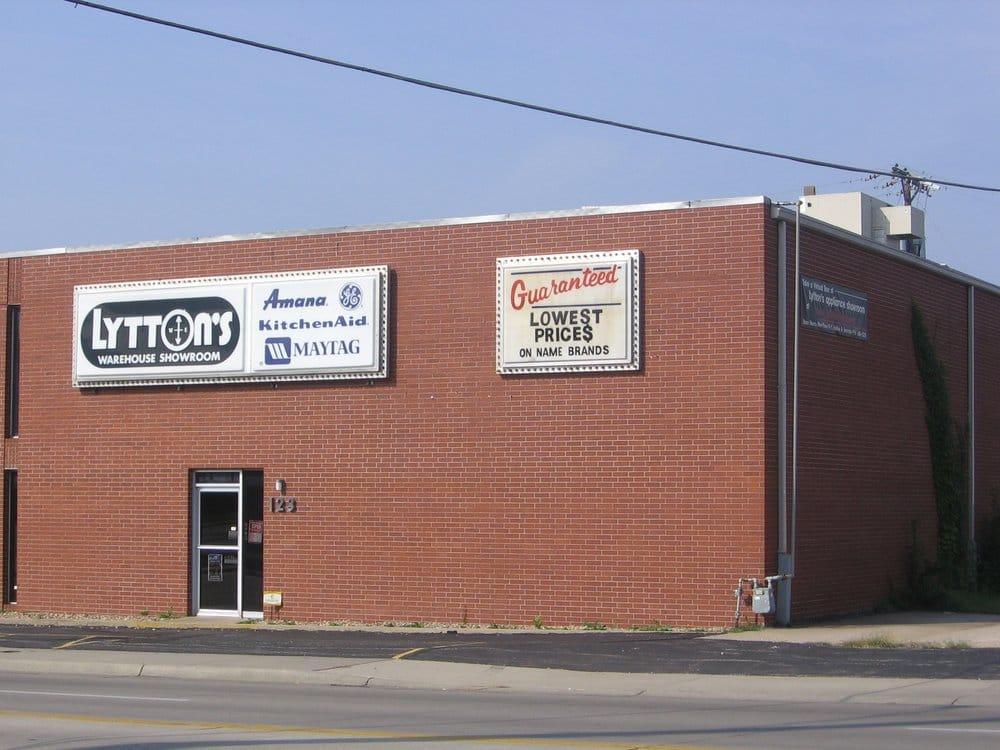 Lytton's Appliance Showroom: 123 S Hillside St, Wichita, KS