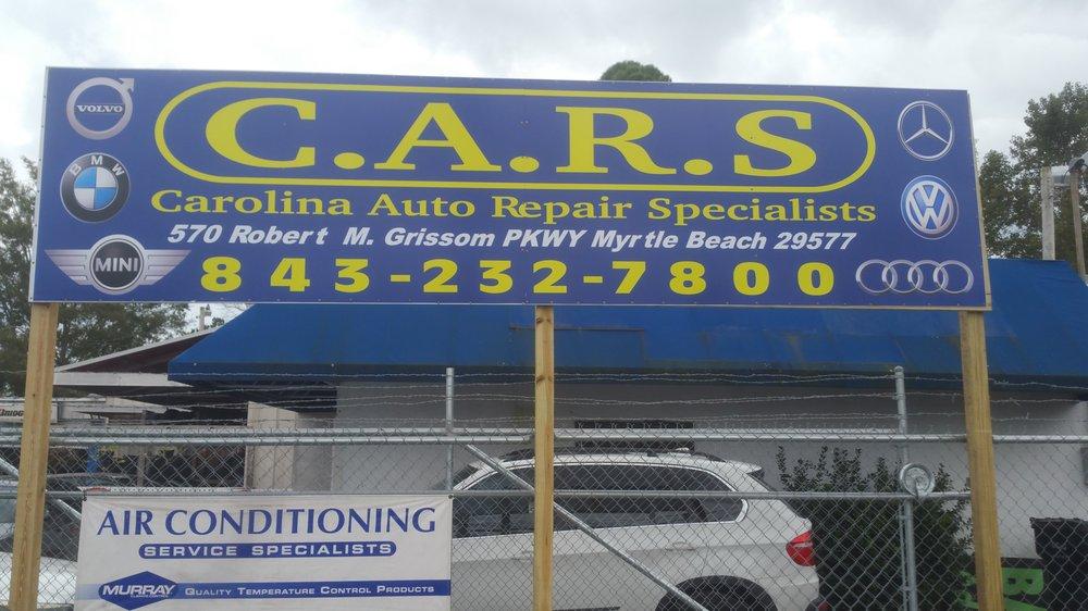 Carolina Auto Repair Specialists