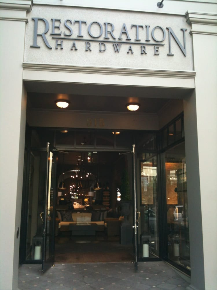 restoration hardware 29 reviews furniture stores 315 nw 23rd ave alphabet district. Black Bedroom Furniture Sets. Home Design Ideas