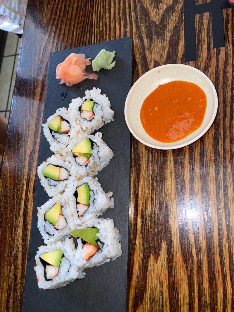 Food from Izakaya Japanese
