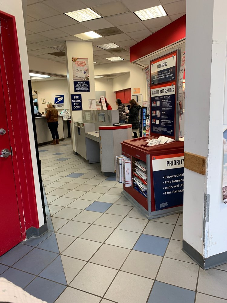 US Postal Service - Cleveland Park
