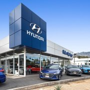 Our Friendly Photo Of Palm Springs Hyundai Ca United States