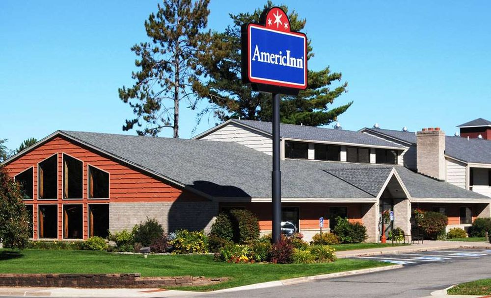 AmericInn by Wyndham Grand Rapids: 1812 South Pokegama Ave, Grand Rapids, MN