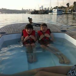 hot tub boat 15 reviews boating 1200 westlake ave n westlake seattle wa phone number. Black Bedroom Furniture Sets. Home Design Ideas