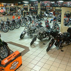 fink's harley davidson - motorcycle dealers - 2650 maysville pike