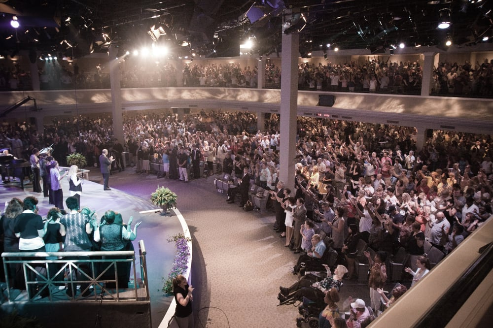 Living Word Christian Center Religious Organizations